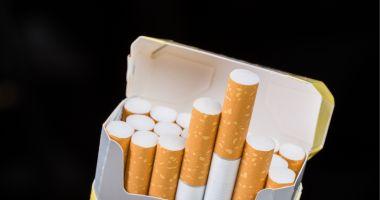 Contrabandist de ţigări, prins de poliţiştii constănţeni