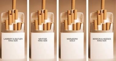 A doua ţară din Europa care adoptă ambalajul neutru pentru pachetele de țigări