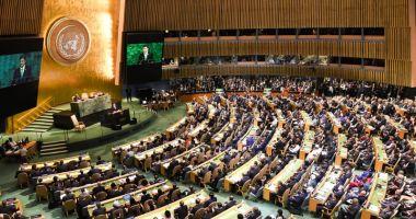 Pactul global cu privire la migraţii, ratificat de ONU cu o majoritate foarte puternică