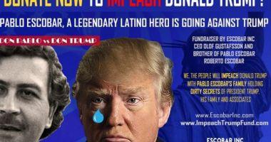 """Fratele lui Pablo Escobar cere o sumă exorbitantă pentru """"capul"""" lui Donald Trump"""