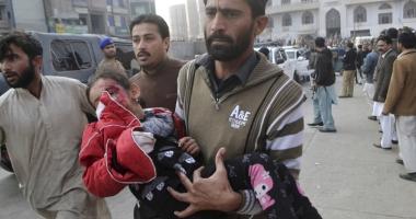 Atentat terorist în Pakistan.  123 de persoane au murit