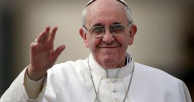 Papa Francisc vine în România în 2019