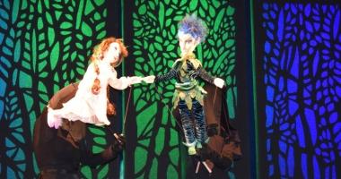 """""""Peter Pan""""  vine din nou la teatru"""