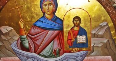 Procesiune religioasă la Năvodari