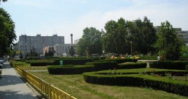 """""""Împreună pentru parcul nostru"""" / Trei instituţii de învăţământ vor să îngrijească de Parcul Casei de Cultură"""