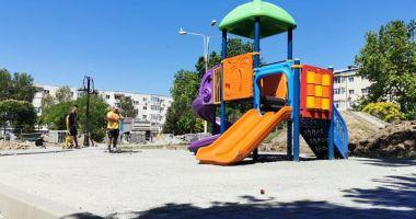 Administrația locală din Constanța continuă reamenajarea parcurilor