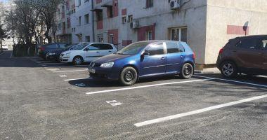 O nouă parcare va fi dată în folosinţă, la Constanţa