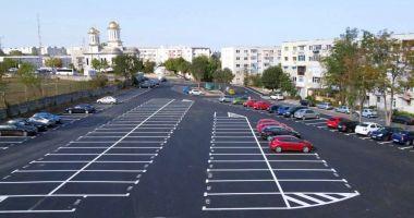 Parcare cu 320 de locuri pe strada Ștefăniță Vodă. Cum puteţi închiria un loc