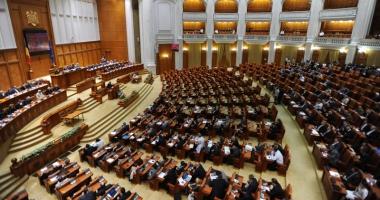 Parlamentul se reuneşte în şedinţă jubiliară