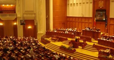 Parlamentul a adoptat bugetul pe 2016
