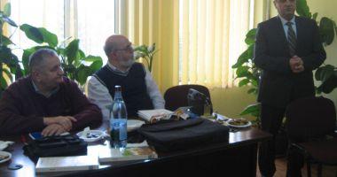Parteneriat între Uniunea Ziariștilor Profesioniști și Clubul Umoriștilor Constănțeni