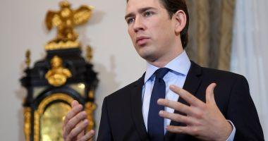 Partidul Libertăţii va sprijini un vot de neîncredere în cancelarul Kurz