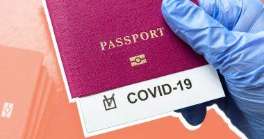 OMS respinge ideea unui pașaport de vaccinare anti-Covid