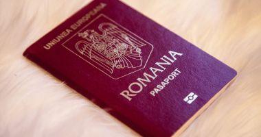 Noi reglementări privind pașapoartele. România a trecut  la valabilitatea  de 10 ani