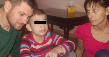 Foto : Fiul fotbalistului Cosmin Paşcovici a murit, după ani de chin și suferință