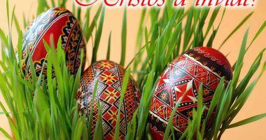 HRISTOS A ÎNVIAT! Paştele, sărbătoarea Învierii Mântuitorului