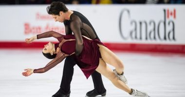 Jocurile olimpice de iarnă 2018 /  Început în forţă pentru patinajul artistic canadian