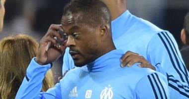 Fotbal / Patrice Evra, exclus din lotul lui Olympique Marseille
