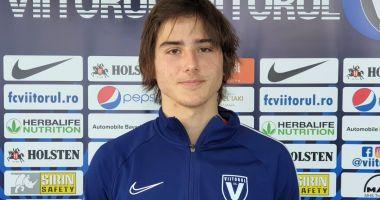 Patru jucători de la FC Viitorul, convocați la naționala U19 a României
