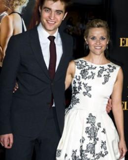 Robert Pattinson, consolat de Reese Witherspoon!