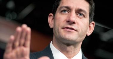 Paul Ryan, partenerul de cursă  al lui Mitt Romney pentru Casa Albă