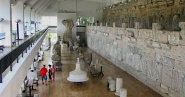 Paznicul Muzeului din Adamclisi,  găsit în comă