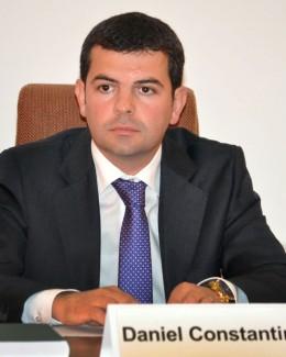 """Daniel Constantin de la Eforie: """"PC nu va fuziona cu PLR, cu PSD sau cu partidul altcuiva"""""""