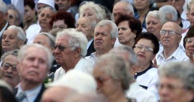 INS. Câți pensionari are România