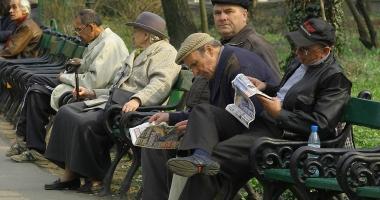 Peste un milion de români au pensii sub 2.000 de lei