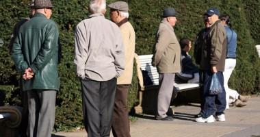 INS. Câţi pensionari sunt în România
