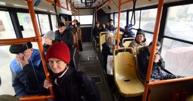 Abonamente gratuite la RATC, pentru pensionarii constănţeni