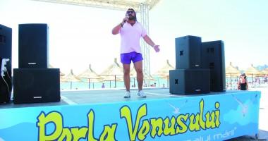 Zumba-show, pe melodiile lui Gheorghe Gheorghiu, la Perla Venusului