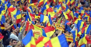 Peste 2.000 de bilete pentru suporterii români, la meciul cu Suedia