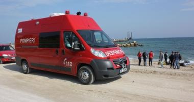 Peste o sută de pompieri vor fi prezenţi în  week-end, pe plaja Modern