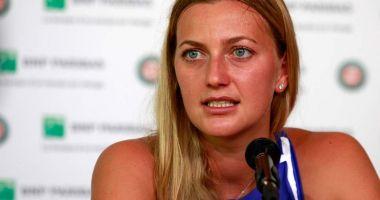 """Petra Kvitova a descris modul în care a fost atacată în propria casă. """"Am ţipat, era sânge peste tot"""""""