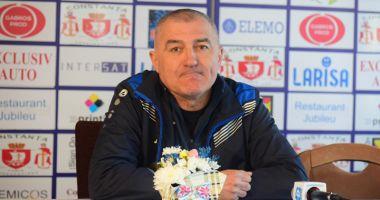Petre Grigoraş, antrenor  SSC Farul: Suntem neplătiţi  din luna decembrie!