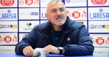 Petre Grigoraş pregăteşte schimbări în pauza competiţională