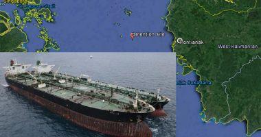 Petroliere iraniene și chinezești, reținute în Indonezia pentru activități ilegale