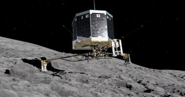 Agenția Spațial� European� a localizat robotul Philae, pierdut anul trecut