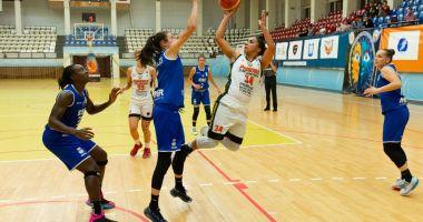 Victorie pentru CS Phoenix-Știința în Cupa României la baschet feminin