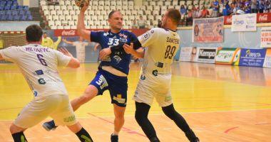 GALERIE FOTO / HC Dobrogea Sud a câștigat și al doilea meci cu Poli Timișoara