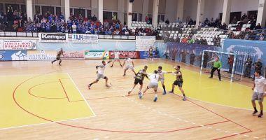 GALERIE FOTO / HC Dobrogea Sud Constanța, de neoprit! Prima în Liga Națională