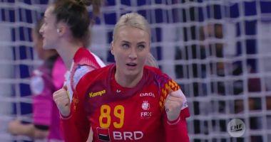 Campionatul European de handbal feminin: România învinge Spania şi face încă un pas către semifinale