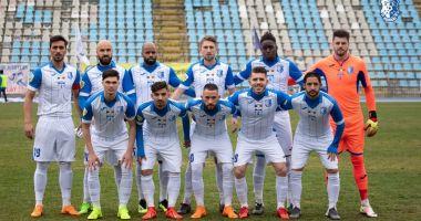 Fotbal / SSC Farul Constanța, învinsă acasă de Sportul Snagov