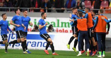 Fotbal / Viitorul câștigă pe Arena Națională cu FCSB.  FCSB - Viitorul 1-2