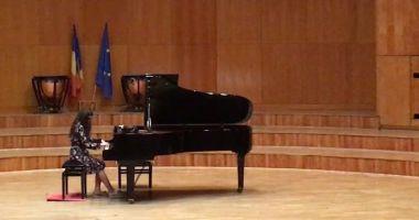 """Noi premii pentru micii pianiști de la Colegiului Național de Arte """"Regina Maria"""""""