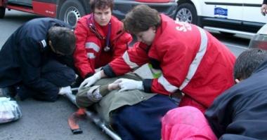 Femeie accidentată mortal de un tânăr de 19 ani, cu permisul suspendat