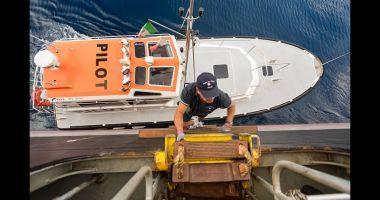 Pilotajul din porturile românești trece prin emoțiile unui nou examen