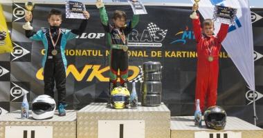 Piloţii constănţeni, din nou pe podiumul Campionatului Naţional