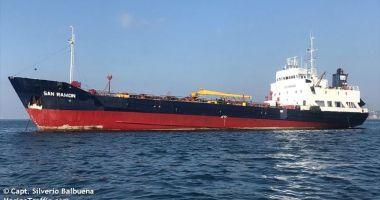 Tanc petrolier jefuit de pirați! Comandantul a fost UCIS, un alt navigator e dat dispărut!